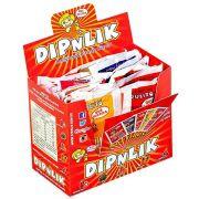 Pirulito Dipnlik - Dip'n Link 8gr C/25un - Nutricandy