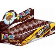 Pirulito Mastigável Chocolate Frutsy Chewy Lollipop 10gr C/50un - Dori