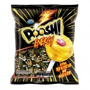 Pirulito Poosh Energy C/50un - Arcor