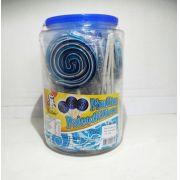 Pirulito Psicodélico Azul C/30 1,2kg - Martinha