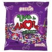Pirulito Uva Do Amor C/24 480gr - Peccin