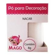 Pó Comestível P/decoração Nacar - Mago