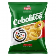Salgadinho Cebolitos 110g - Elma Chips