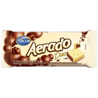 Chocolate Aerado Chokko Duo 30gr C/15un - Arcor
