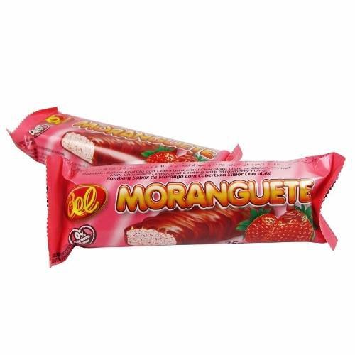 Chocolate Moranguete 25gr C/18un - Bel