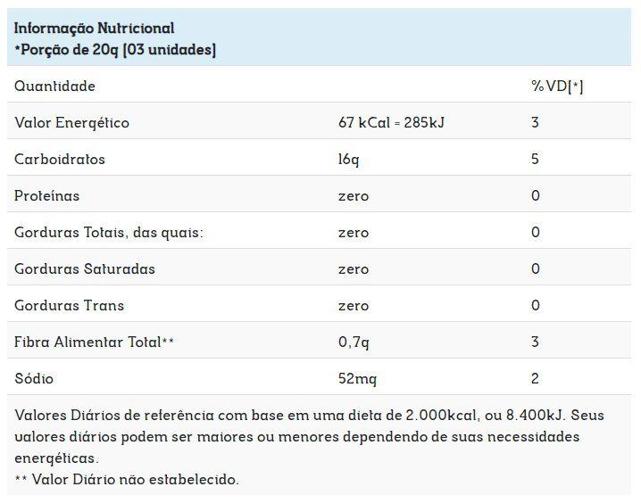 Bala De Banana 600g - Oliveira