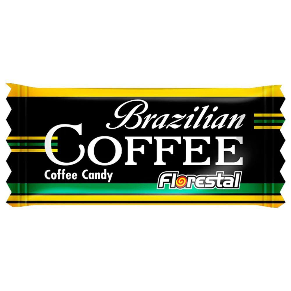 Bala De Café Brazilian Coffee 500g - Florestal