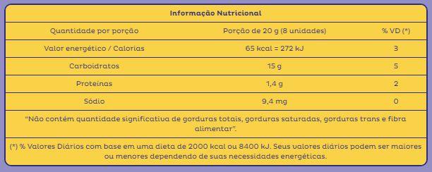 Bala De Gelatina Ursinhos Brilho 500g - Fini