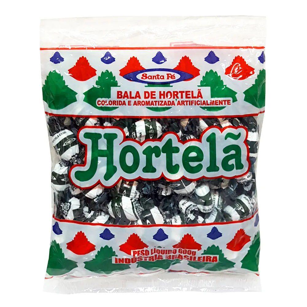 Bala De Hortelã  600g - Santa Fé