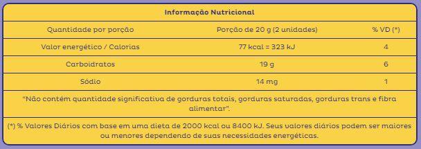 Bala Gelatina Tubes Morango Cítrico 17gr C/12un - Fini
