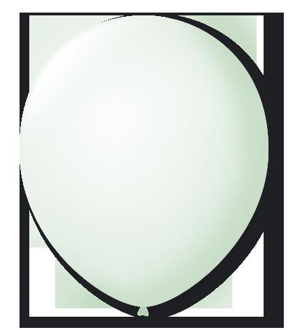 Balão São Roque Candy Color N°7 C/25un Verde