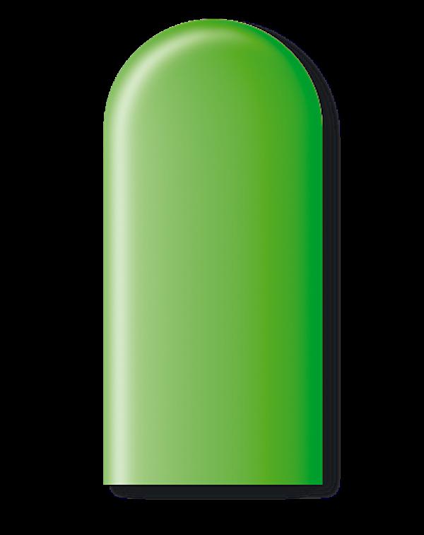 Balão São Roque Canudo 260 C/50un Verde Maça