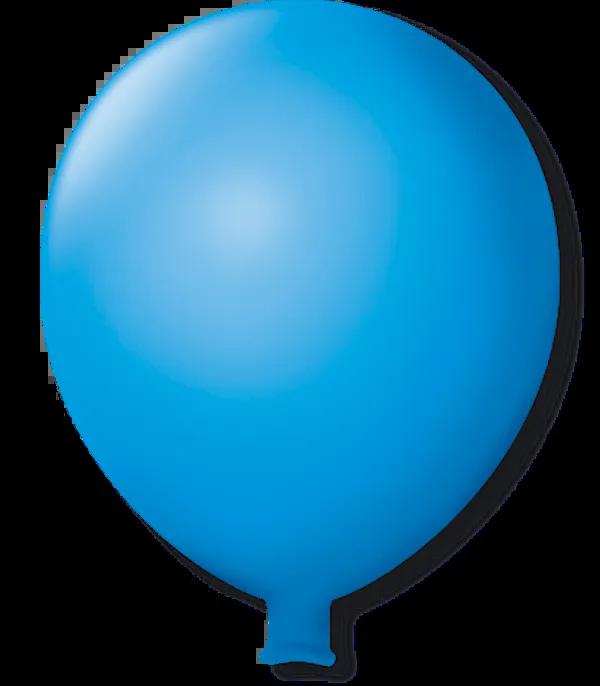 Balão São Roque Gigante C/1un Azul Celeste