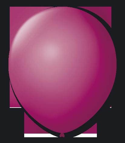 Balão São Roque N°7 C/50un Púrpura