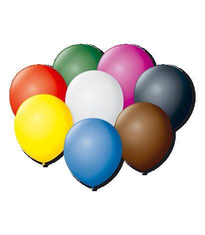 Balão São Roque N°7 C/50un Sortido