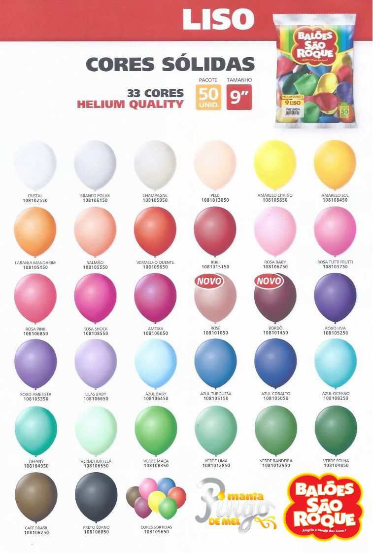 Balão São Roque N°9 C/50un Púrpura
