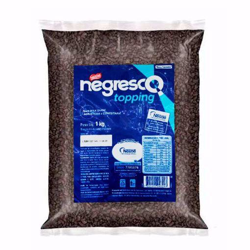 Base para tortas Negresco Topping 1kg - Nestlé