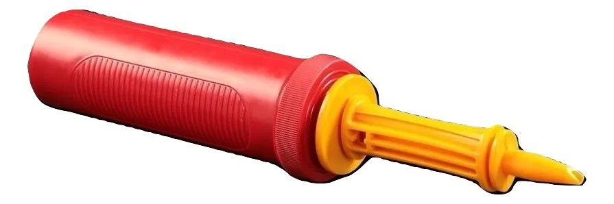 Bomba Manual Para Inflar Balões - Bônus Infladores