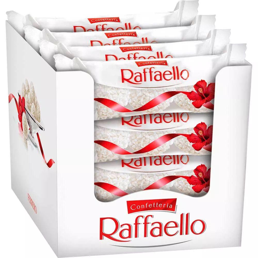 Bombom Raffaello C/48 - Ferrero