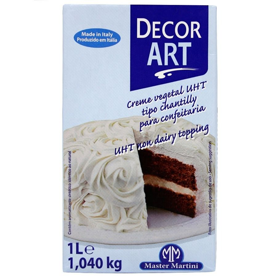Chantilly Master Martini 1L Decor Art Importado
