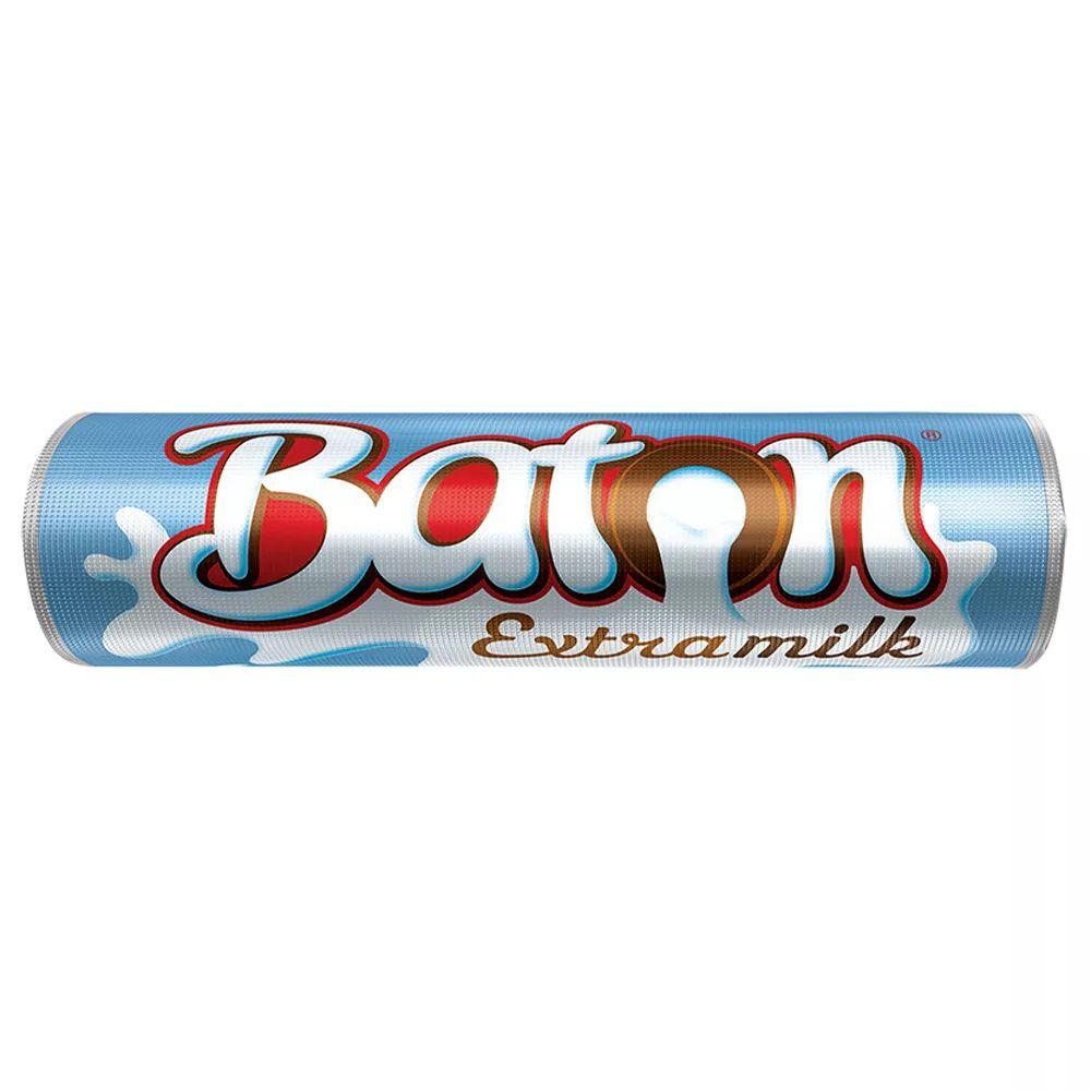 Chocolate Baton Extra Milk 16gr C/30un - Garoto