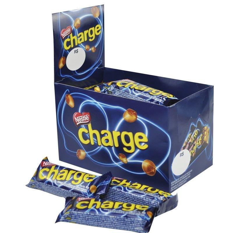 Chocolate Charge 40gr C/30un - Nestlé