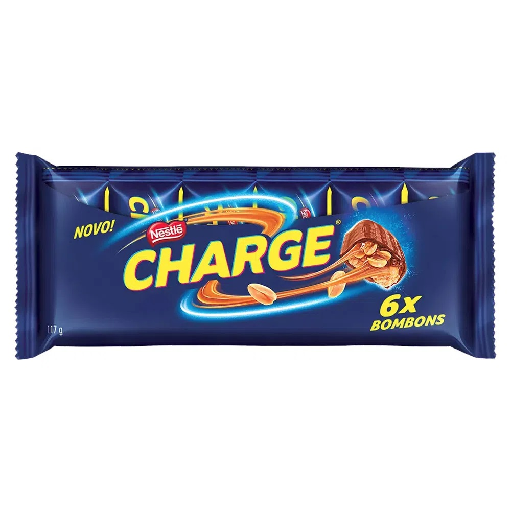 Chocolate Charge c/6 - Nestlé
