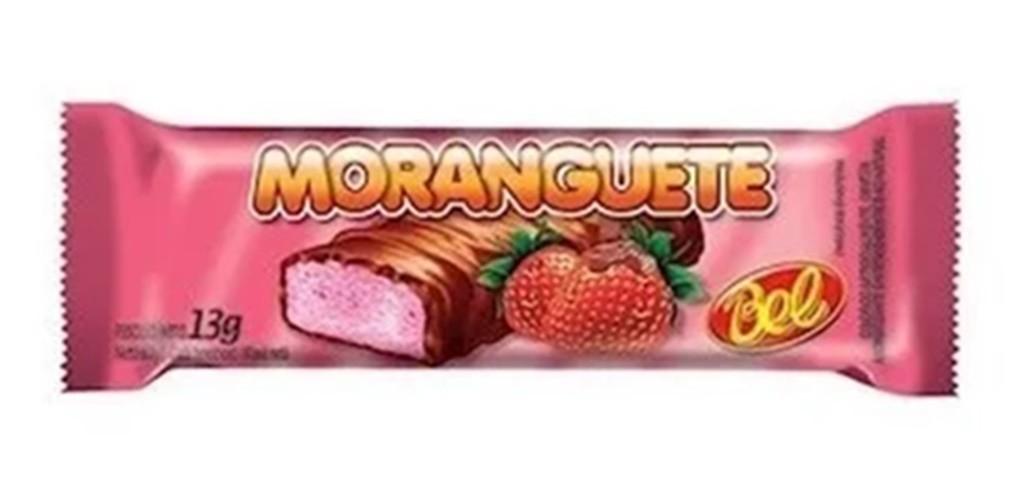 Chocolate Moranguete Caixa 13gr C/160un - Bel