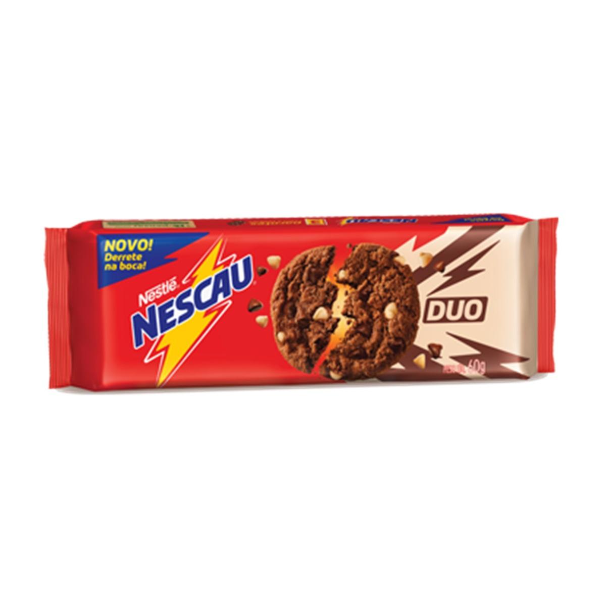 Cookie Chocolate Nescau Duo 60g - Nestlé