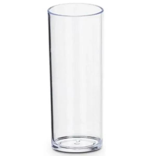 Copo Long Drink 360ml Cristal Neon - Descarfest
