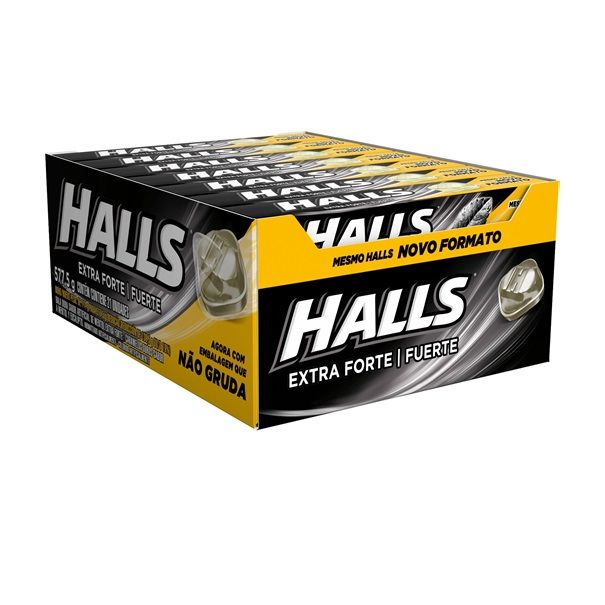 Drops Halls Extra Forte 28gr C/21 - Adams