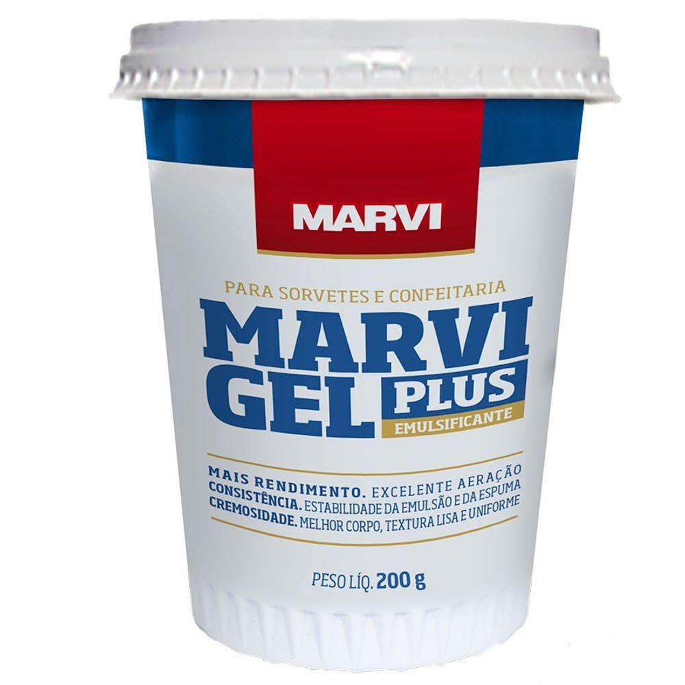 Emulsificante Marvi Gel Plus 200g - Marvi
