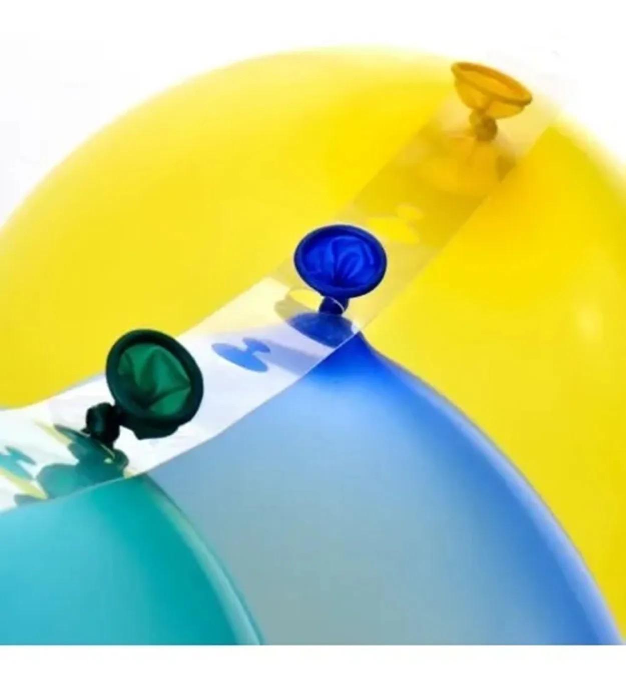 Fita Para Arco Desconstruído De Balão 5 Metros - Balloontech