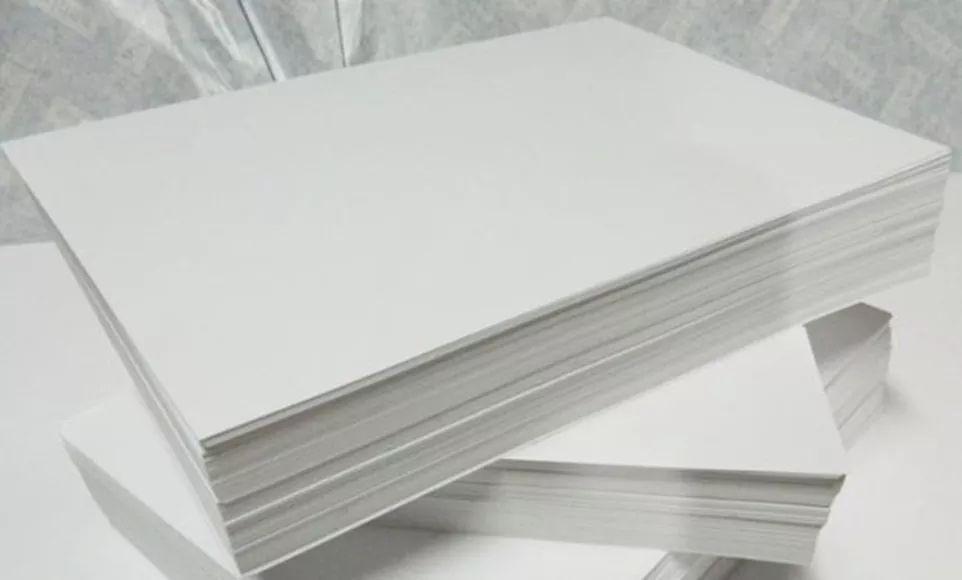 Papel Arroz A4 Branco Pacote Com 100un - Mago