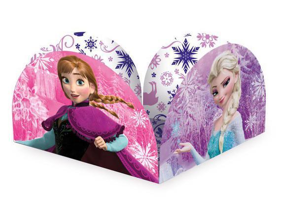 Porta Forminha Frozen 2 c/50 - Regina