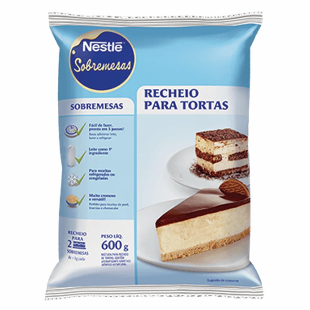 Recheio Para Tortas 600g - Nestlé