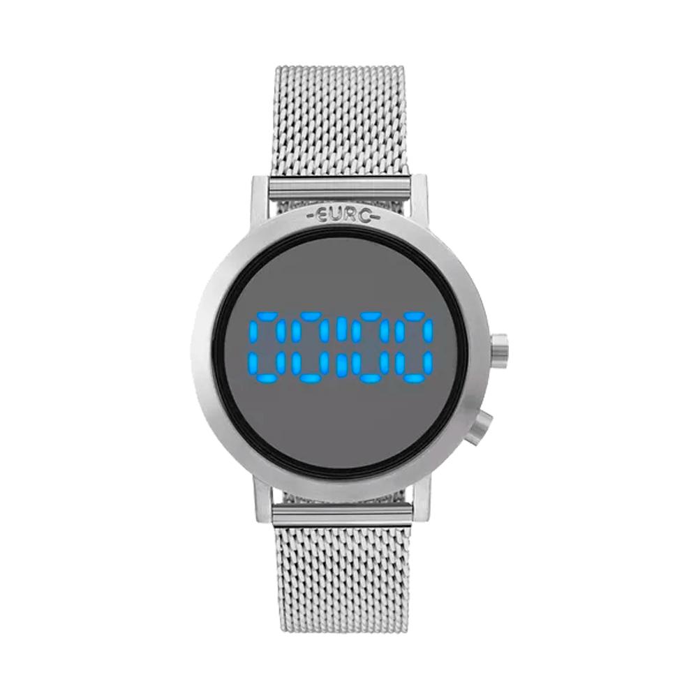52456d1a23ab1 Relógio Feminino Euro Prata