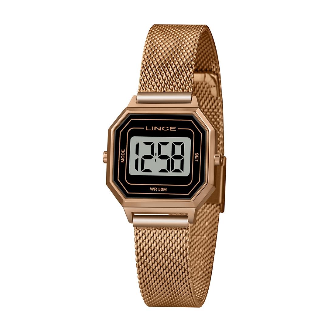 Relógio Lince Digital Feminino