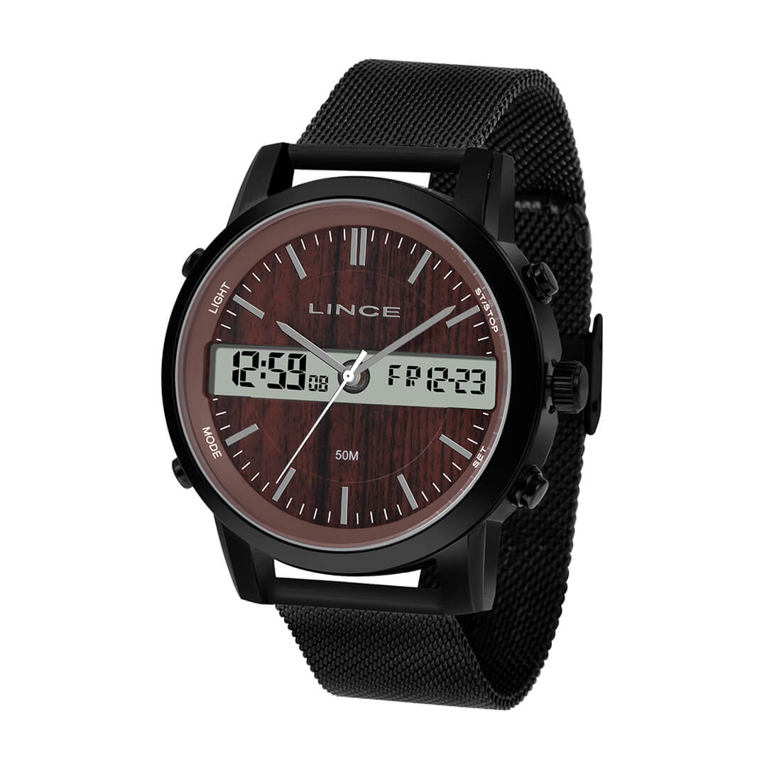 Relógio Lince Masculino Anadigi MAN4489S