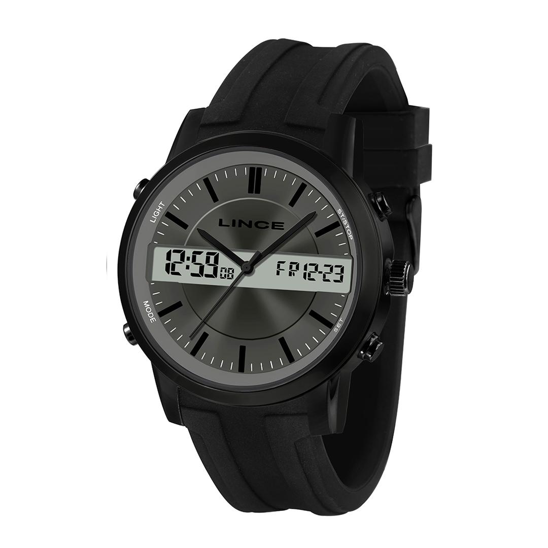 Relógio Lince Masculino Anadigi MAP4489S