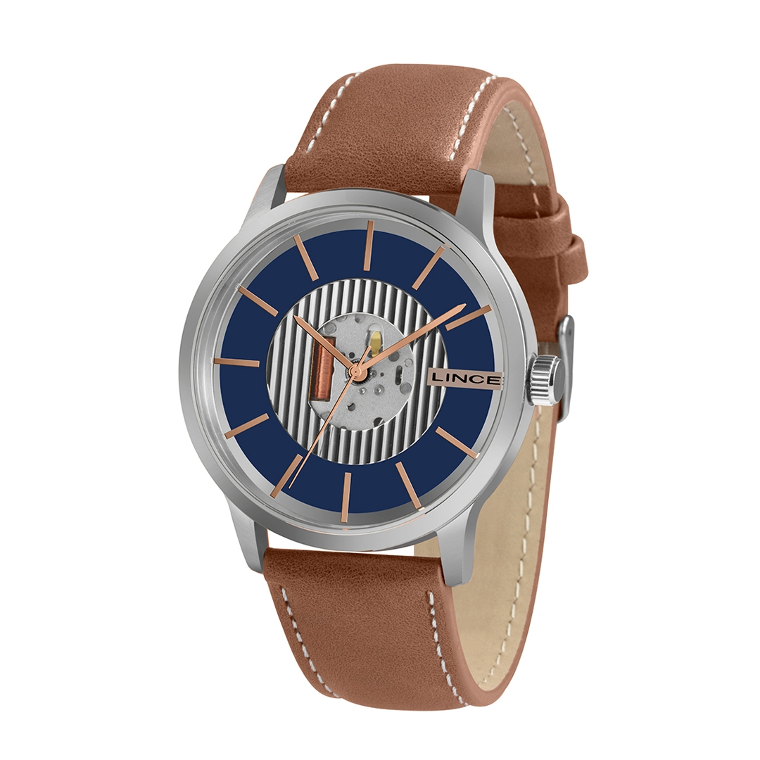 Relógio Lince Masculino Analogico MRC4604S