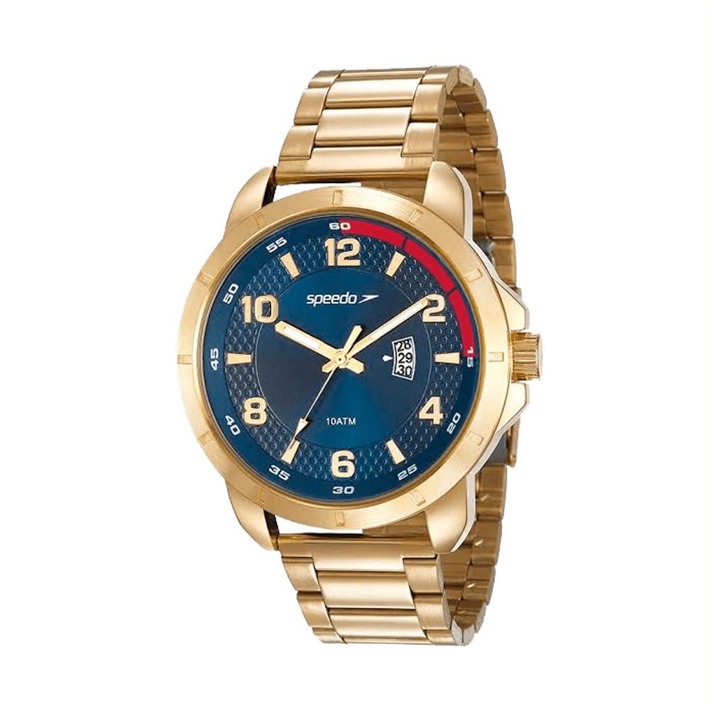 099def494e3fd Relógio Masculino Speedo Dourado 24861GPEVDS1