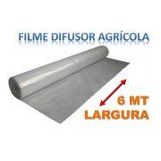 FILME DIFUSOR AGRICOLA  - 6 MT LARGURA
