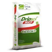 MKP Fosfato Monopotássico - Sqm-Vitas Dripsol 25 KG