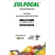 SULFOCAL - FERTILIZANTE MINERAL MISTO  E DEFENSIVO SC 20KG