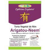 Torta Vegetal de Nim - Arigatou Neem 5 KG