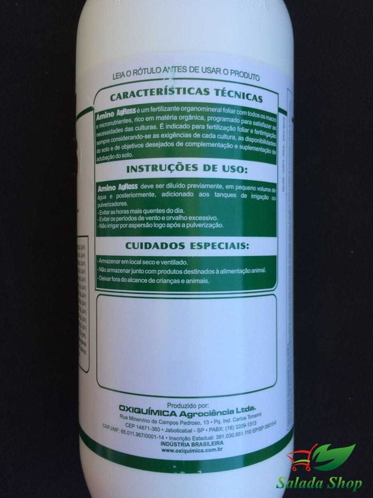 Amino AgRoss Oxiquímica