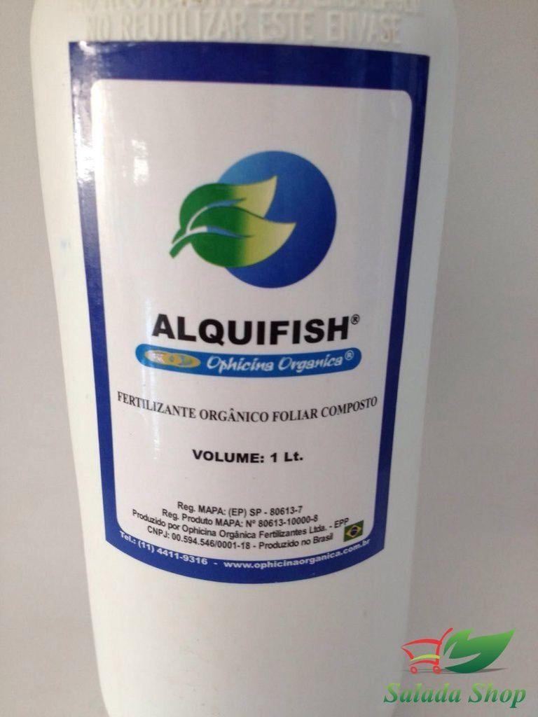 ALQUIFISH Fertilizante orgânico