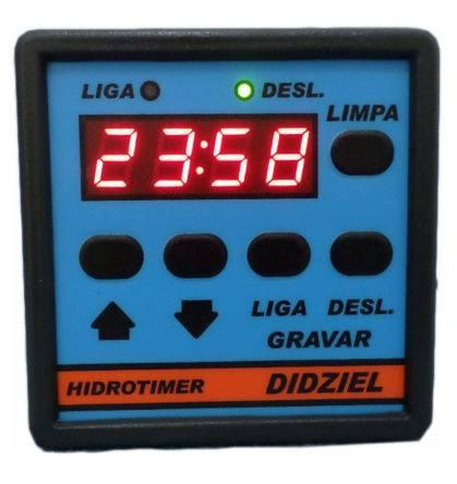 Temporizador Hidro Timer 1702 cm 60 programações