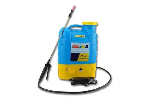 Pulverizador Costal Elétrico Bateria Yamaho Ft16 - 16 Litros